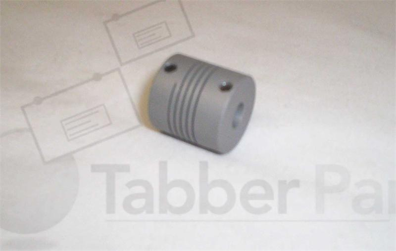 VH009601 Encoder Coupling Upgrade (Aluminum)