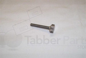 914207 Screw Knob, Knurled 10-32 x 1