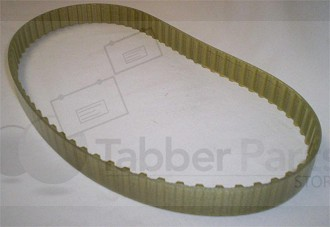 "Green Gearbelt,  L, 3/8"" Pitch,  3/4"" Wide,  72 Tooth"